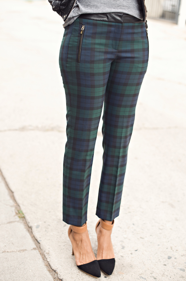 holiday plaid - STYLE ME GRASIE ootd
