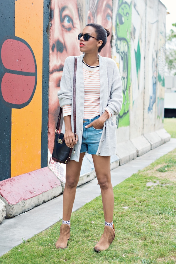 the wall - STYLE ME GRASIE ootd