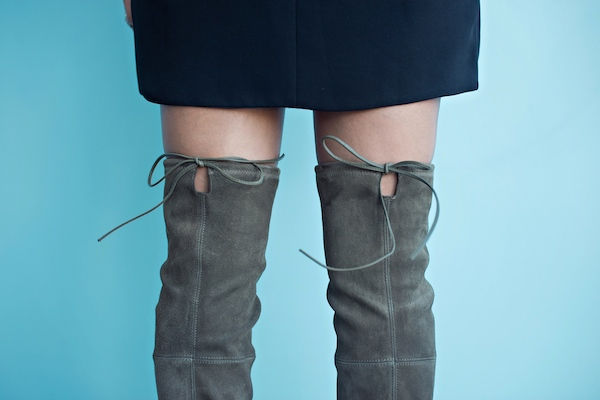 hello boots - over the knee - STYLE ME GRASIE