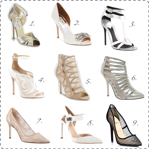 Style Me Bridal - Wedding Shoes