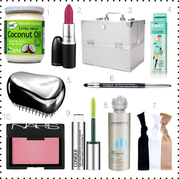 current beauty obsessions - STYLE ME GRASIE