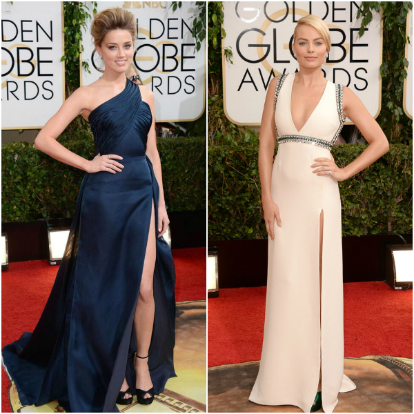 Best Dressed 3 - Golden Globes 2014