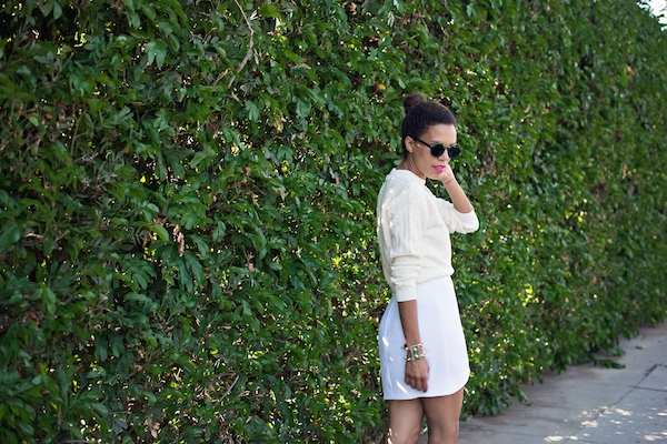 wear white after labor day - STYLE ME GRASIE