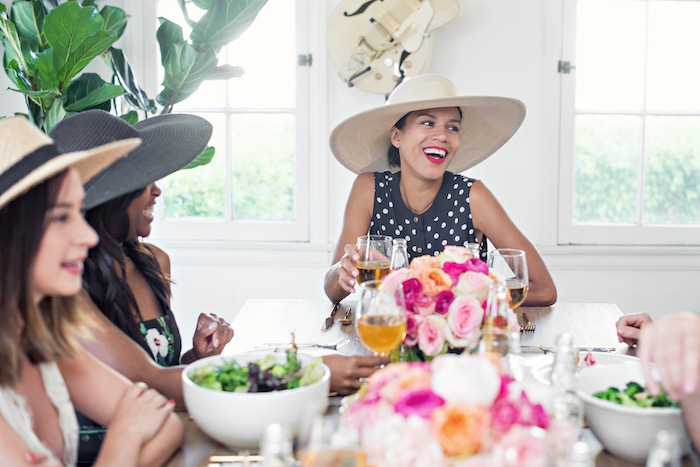 Kentucky Derby dinner party - STYLE ME GRASIE