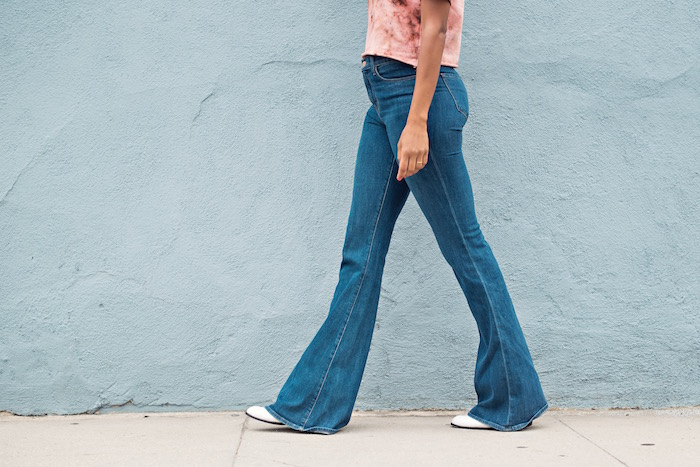 flare jeans - STYLE ME GRASIE