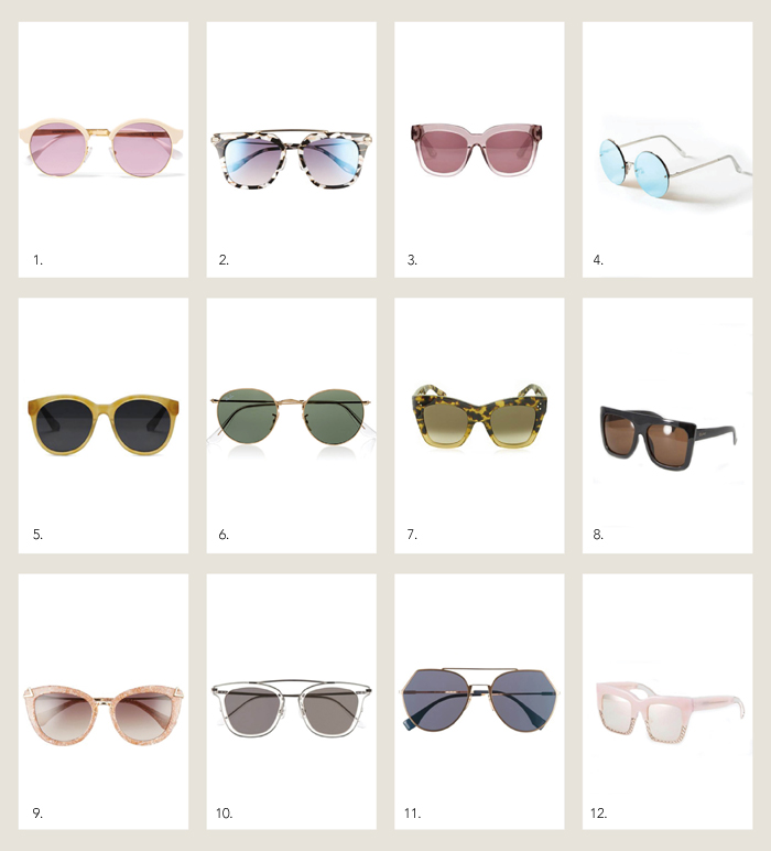 style me wants: sunnies - SMG
