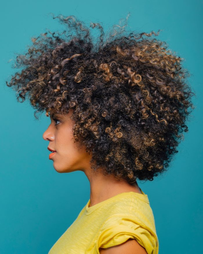 a conversation about natural hair style me grasie