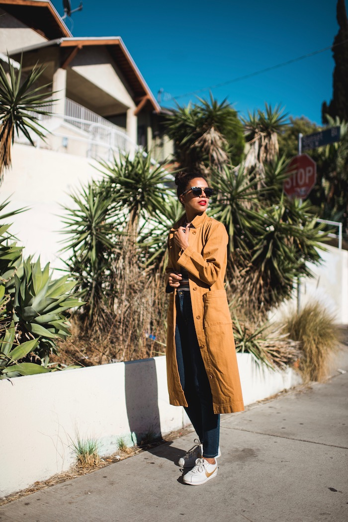 fall trench - STYLE ME GRASIE